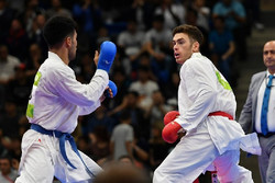 Iran wins 7 bronze medals at Karate 1-Premier League