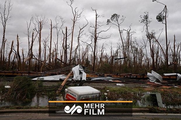 فلم/ اٹلی میں طوفان اور سیلاب سے تباہی