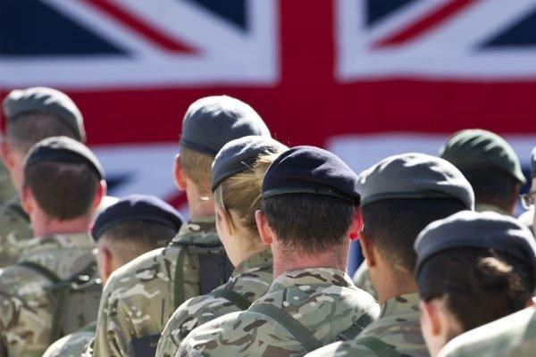 رقم اعزام نظامیان انگلیس به منطقه ۲۰نفر است نه ۱۰۰نفر