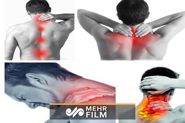 طبسنتی و درمان گرفتگی عضلات