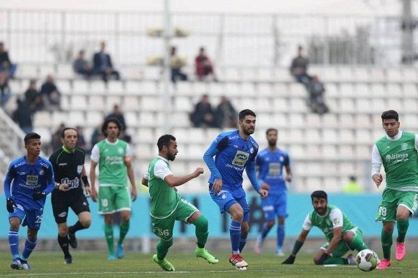 پیروزی بزرگ استقلال مقابل ماشینسازی/ صعود آبیها به رده دوم جدول