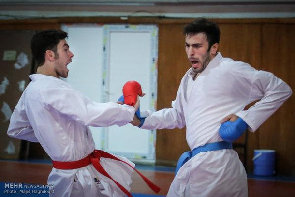 تیم ملی کاراته هفته آینده راهی ایتالیا میشود