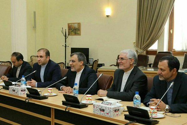 Iran, Russia discuss developments in Syria, Yemen