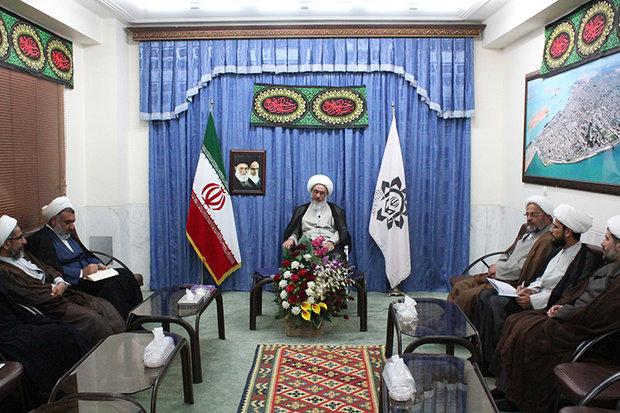 بانک جامع اطلاعات فرهنگی مساجد استان بوشهر ایجاد شود