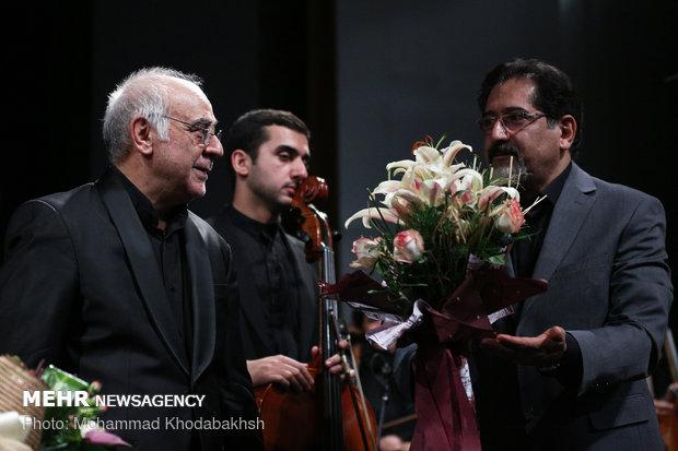 Iran's National Orchestra commemorates Ashura