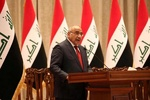 تکمیل کابینه عراق بزودی پایان می یابد