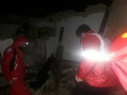 رانش زمین در کرمانشاه ۲ نفر را مصدوم کرد