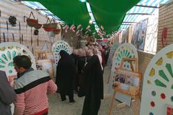 نمایشگاه بزرگ فرهنگی رزمی«رسم پروانگی» در قزوین گشایش یافت