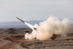 بکارگیری سامانه «مرصاد» با موشکهای جدید زمین به هوا