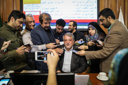 Tahran Kent Konseyi oturumundan kareler