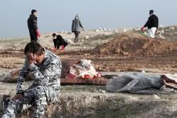 Irak'ta çok sayıda toplu mezar bulundu