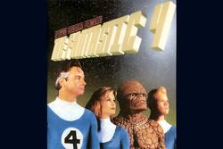 نسخه منتشرنشده «چهار شگفتانگیز» منتشر شد/ فیلمی که افتضاح بود!