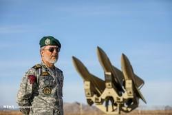 سياري: سماء ايران آمنة والمزاعم حول تاثير العقوبات في أمن الحدود خاوية