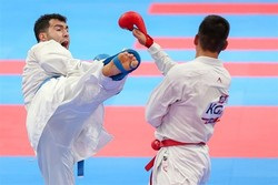 Ganjazdeh to vie for gold at world senior Karate c'ships in Spain