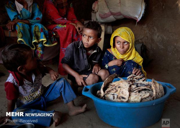 جنگ در یمن فورا متوقف شود/ قحطی ۱۴ میلیون یمنی را تهدید می کند