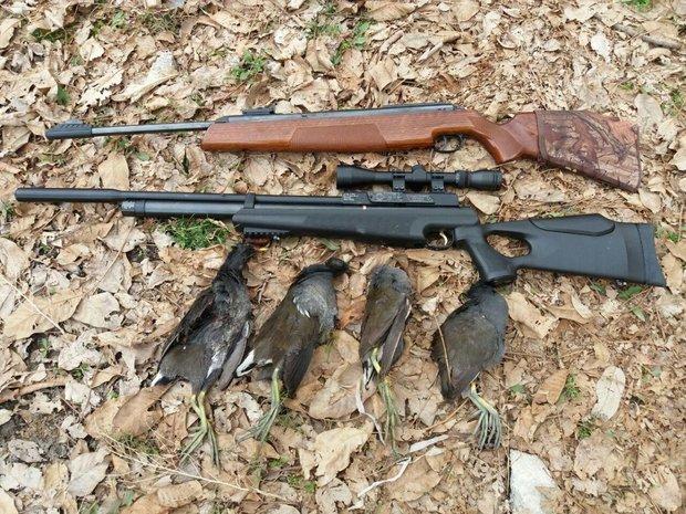 شکارچی متخلف به دادگاه اردکان معرفی شد