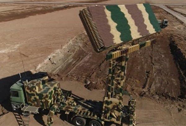 رادار بومی «بشیر» به بهره برداری عملیاتی رسید