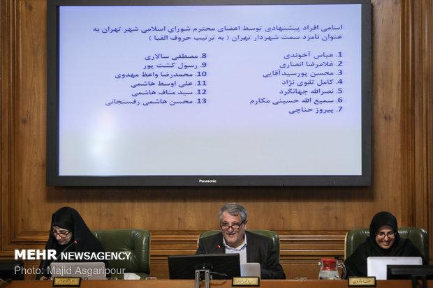 بررسی طرح الزام شهرداری به تدوین سند ساماندهی «مال»ها در شورا