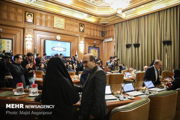 نامه رییس شورا به کلانشهرهای دنیا برای رفع تحریمهای ایران