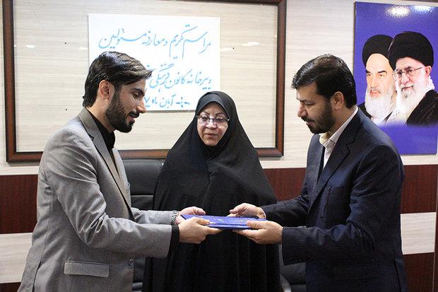 رئیس ستاد کانونهای مساجد بوشهر معارفه شد