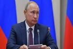 بوتين: انسحاب أمريكا من معاهدة الصواريخ خطأ