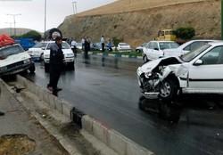 جادههای لغزنده کرمانشاه قاتل رانندگان بیاحتیاط