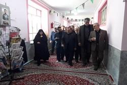 بازدید استاندار خراسان رضوی از روند اسکان زائران پیاده در مشهد