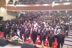 سومین همایش مجاهدان غربت در دامغان برگزار شد