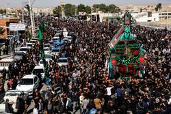 اصفہان کے علاقہ مورچہ خورت میں نخل برداری کی تقریب