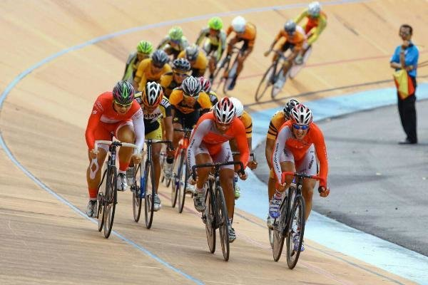 حضور دوچرخهسوار تبریزی در اردوی نیمه استقامت کشور