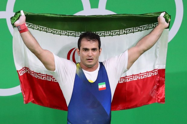Sohrab Moradi snatches gold at West Asian C'ship