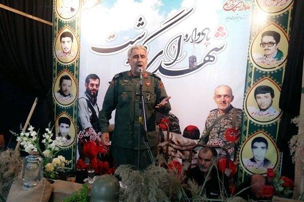 تداوم و استمرار انقلاب اسلامی متأثر از خون شهدا است