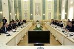 Iran, Russia confer on anti-corruption strategies