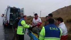 امدادرسانی نجاتگران هلالاحمر آذربایجان شرقی به ۱۵ حادثه جادهای