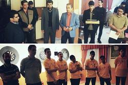 اردوی آمادهسازی تیم ملی دارت جوانان کشور در سرعین برپا شد