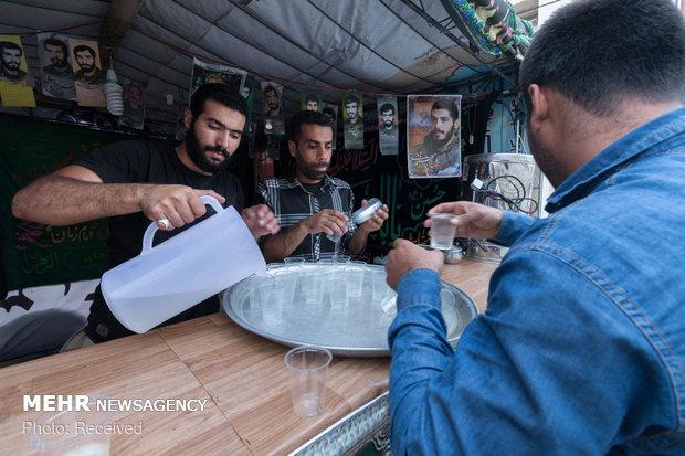 آیین سوگواری رحلت پیامبر (ص) در بوشهر