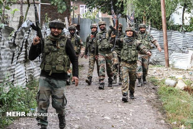 کشمیر میں حریت رہنماؤں کا بھارتی فوجی ہیڈکوارٹرزکی جانب مارچ کا اعلان