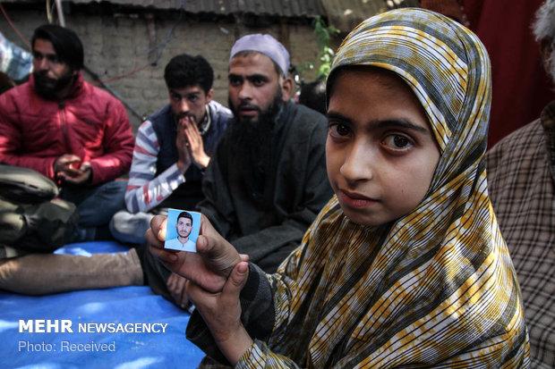 درگیری های خونین در کشمیر هند