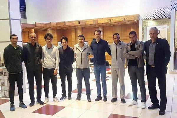تیم داوری پرسپولیس و کاشیماآنتلرز وارد تهران شد