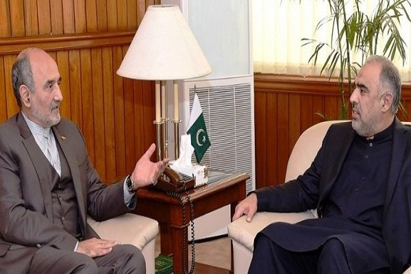 Pakistan says broadening ties with Iran 'essential for regional peace'