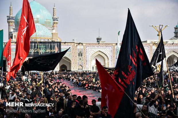 Mehr News Agency - Martyrdom anniv. of 8th Shia Imam in Mashhad