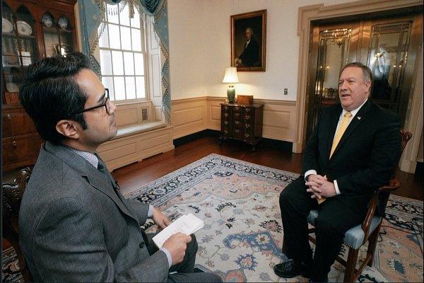 «پمپئو» مواضع خصمانه آمریکا علیه ایران را تکرار کرد