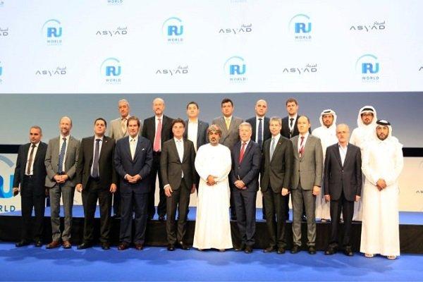 أعمال مؤتمر الاتحاد الدولي للنقل الطرقي تختتم بتوقيع اتفاق مسقط