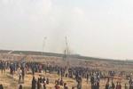 """""""Büyük Dönüş Yürüyüşü"""" gösterilerinde 16 Filistinli yaralandı"""