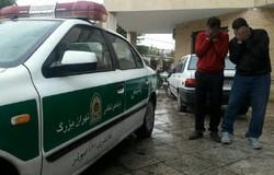 دستگیری سارق خودروها حوالی بازارچه های محلی جنوب غرب تهران