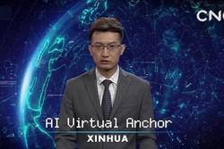 گوینده خبر رباتیک در خبرگزاری شینهوا استخدام شد