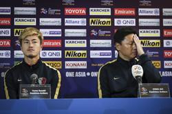 نشست خبری و آخرین تمرین تیم کاشیما پیش از بازی فینال