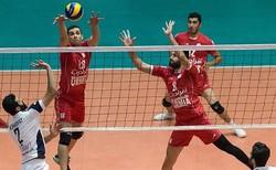 پنجمین باخت والیبال شهرداری تبریز رقم خورد