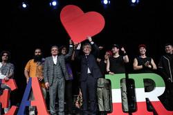 İran-Güney Kore Dostluk Festivali'nden kareler