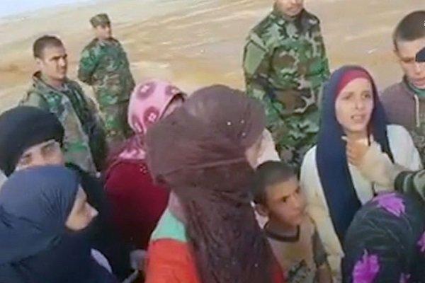 ارتش سوریه ۱۹ کودک و زن ربوده شده توسط داعش را آزاد کرد